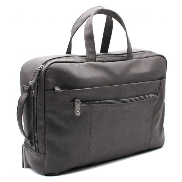 Borsa InTempo da Lavoro Bi-Bag in Ecopelle