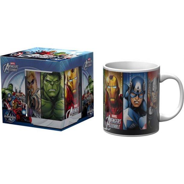 Tazza Avengers - Marvel