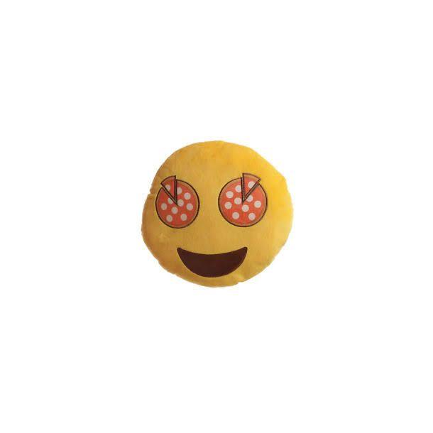 Cuscino Emoticon Ciao Pizza