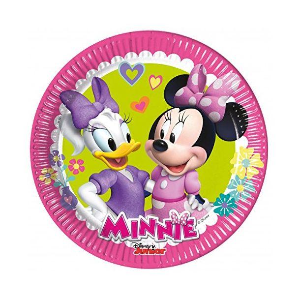 Piatti Carta Minnie