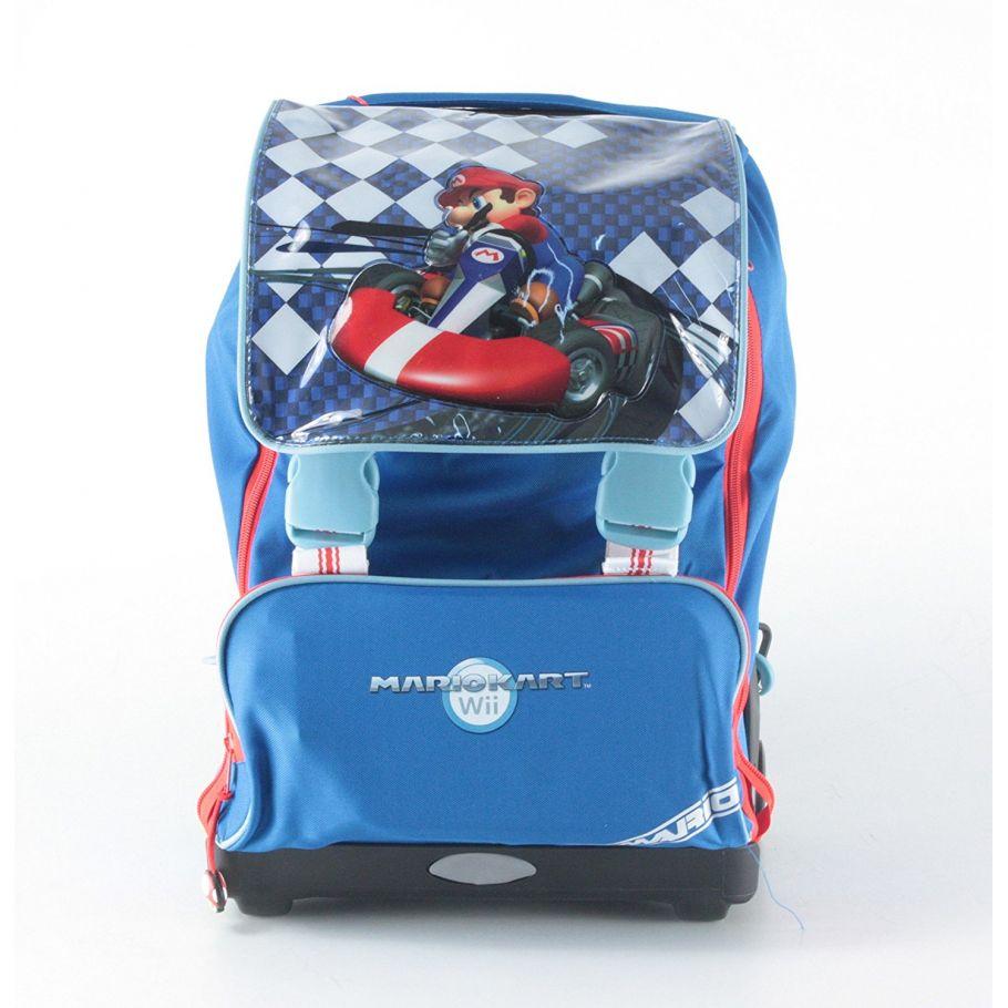 e0371ea8f Super Mario Kart Zaino Trolley Estensibile | Cartain.it