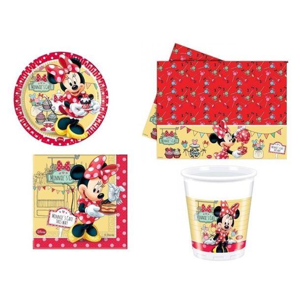 Kit Festa Minnie's Cafe
