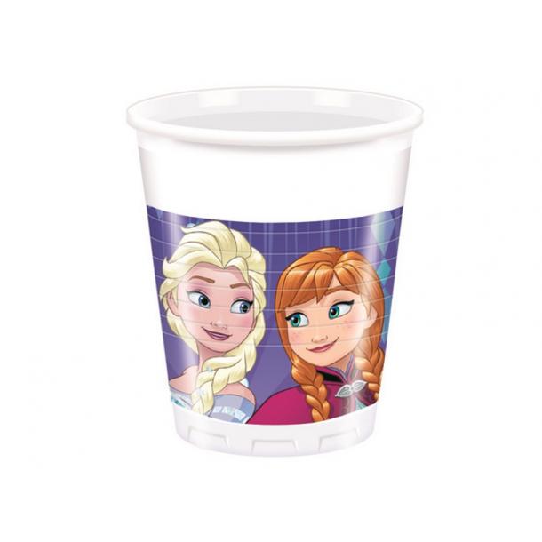Bicchieri Plastica Frozen