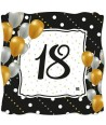 8 Piatti Quadrati In Carta Prestige 18 Anni