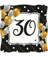 8 Piatti Quadrati In Carta Prestige 30 Anni