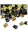 Confetti da Tavola Prestige 40 Anni
