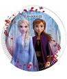 8 Piatti Carta Frozen II