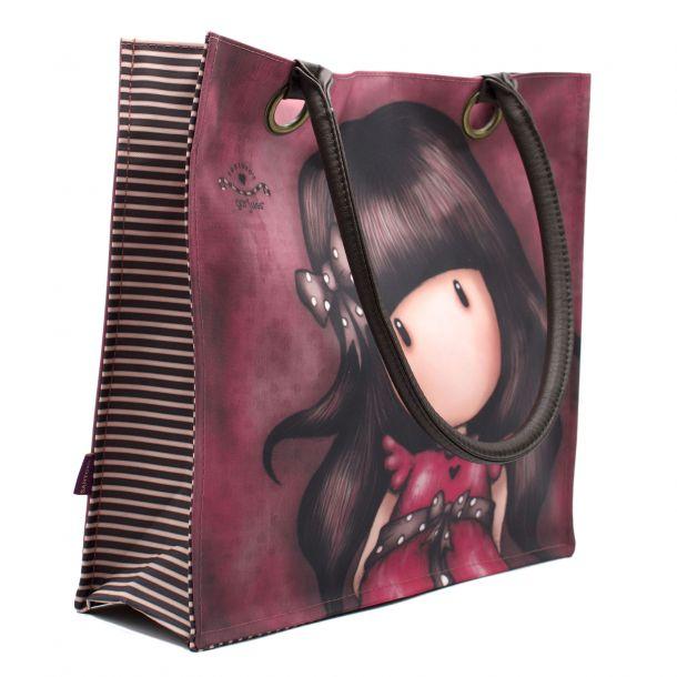 Gorjuss Shopper Bag - Ladybird
